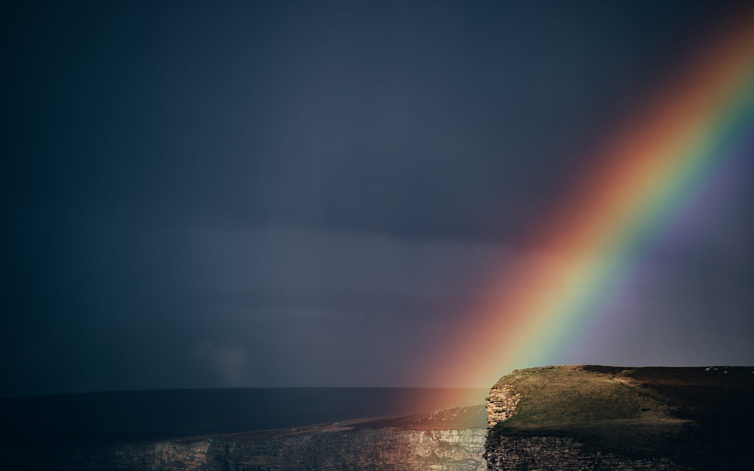 Espectro – os observadores de arco-íris